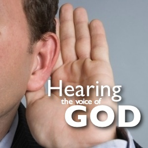 hearing the voice of God